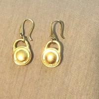 50% off MICHAEL Michael Kors Jewelry - MK gold earrings ...