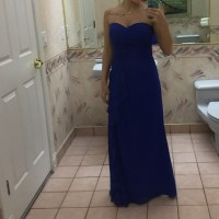 90% off Dresses & Skirts - Horizon blue bridesmaid or Prom ...