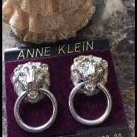 50% off Anne Klein Jewelry - Vintage Anne Klein Lion ...