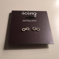 Icing Jewelry | NEW Sterling Silver Earrings | Poshmark