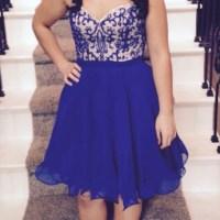 Dresses & Skirts | Short Prom Dress Size 6 | Poshmark