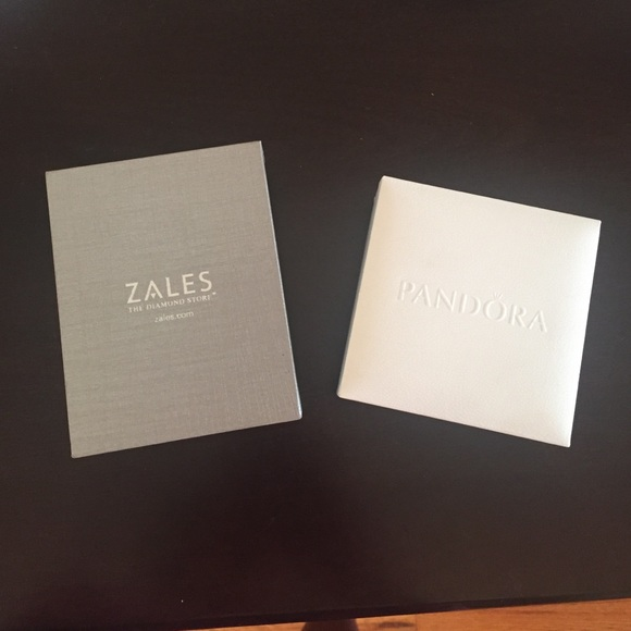 Pandora Jewelry And Zales Box Poshmark