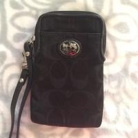 82% off Coach Handbags - Coach ID Holder from Sarah's ...