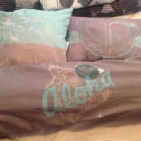 Roxy - Roxy Twin XL Bedding!! from Caroline's closet on ...