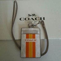 46% off Coach Accessories - COACH LANYARD/ ID HOLDER from ...