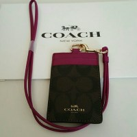 38% off Coach Accessories - COACH LANYARD/ ID HOLDER from ...