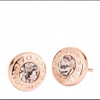 38% off Coach Jewelry - Coach Open Circle Stone Strand ...