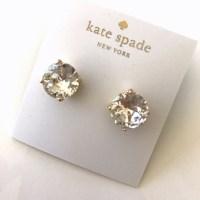 kate spade earrings studs - basement wall studs