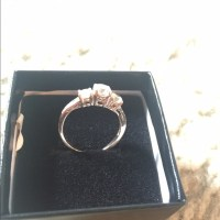 71% off Kay Jewelers Jewelry - 10K Rose Gold Ring from ...