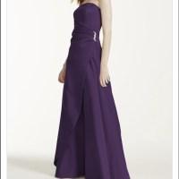 49% off David's Bridal Dresses & Skirts - Davids bridal ...