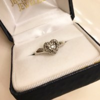 44% off Kay Jewelers Jewelry - Diamond promise ring from ...