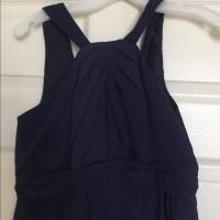 50% off David's Bridal Dresses & Skirts - Navy Blue ...