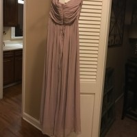 84% off Dessy Collection Dresses & Skirts - Size 10 suede ...