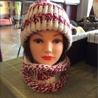 Handmade Knitted Hats and Unique Scarves OS from Cindy's ...