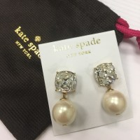 12% off kate spade Jewelry - New Kate Spade Pearl Drop ...