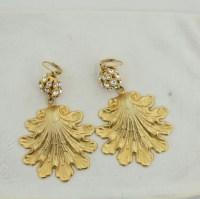 75% off Loren Hope Jewelry - Loren Hope Gold Rhinestone ...