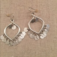 80% off Stella & Dot Jewelry - Stella and Dot Coin Silver ...