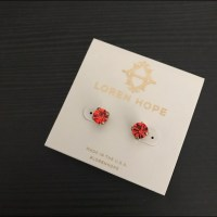 50% off Loren Hope Jewelry - Loren Hope Classic Crystal ...