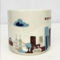 Starbucks - Starbucks You Are Here Collection Boston Mug ...