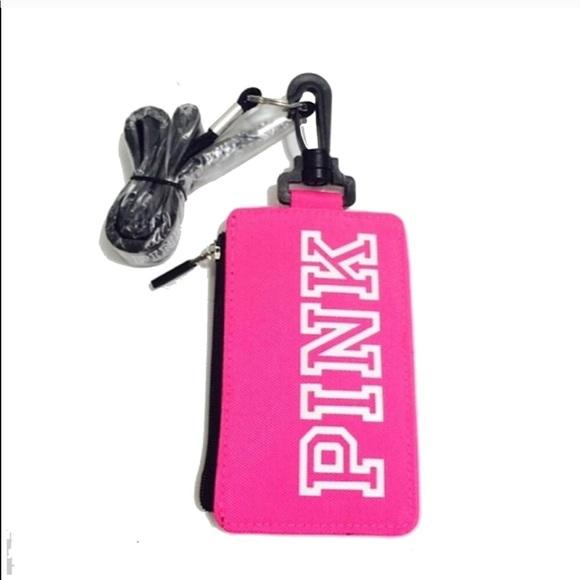 Pink Victoria39s Secret Victoria39s Secret Pink Lanyard