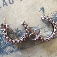 42% off lagos Jewelry - Lagos Signature Caviar Hoop ...