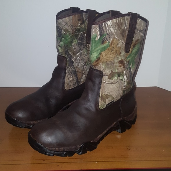 88 Off Wolverine Other Wolverine Camo Leather