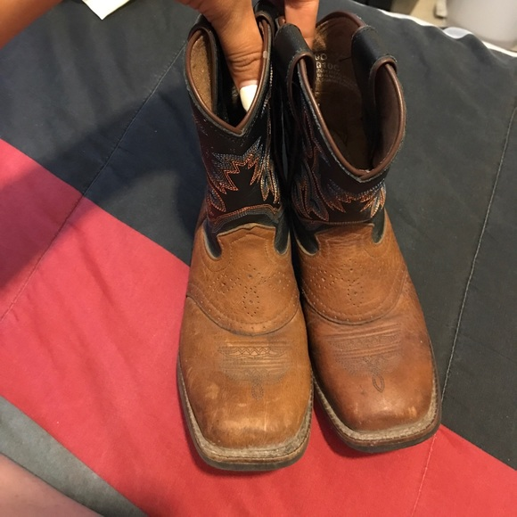 64 Off Justin Boots Other Justin Kids Boots 10 Little