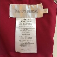 82% off David's Bridal Dresses & Skirts