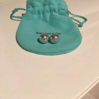 50% off Tiffany & Co. Jewelry - Tiffany co silver ball ...