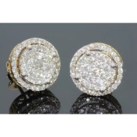 64% off Jewelry - 1.35 carat 10k yellow gold diamond ...