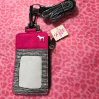 PINK Victoria's Secret - Victoria's Secret PINK ID lanyard ...