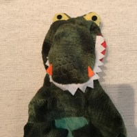 63% off Other - Alligator Halloween Costume for Small Dog ...
