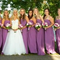 David's Bridal Dresses | Wisteria Bridesmaids Dress Size 8 ...