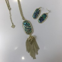 3% off Kendra Scott Jewelry - Kendra Scott Gold Abalone ...