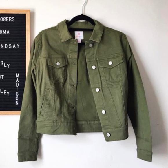 LuLaRoe Jackets  Coats Final Price Harvey Cropped Denim Jacket