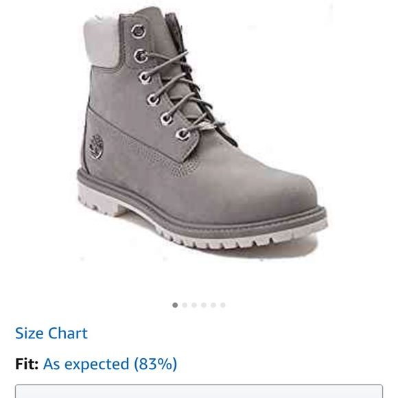 Timberland Shoes 75 Gray Women S Poshmark