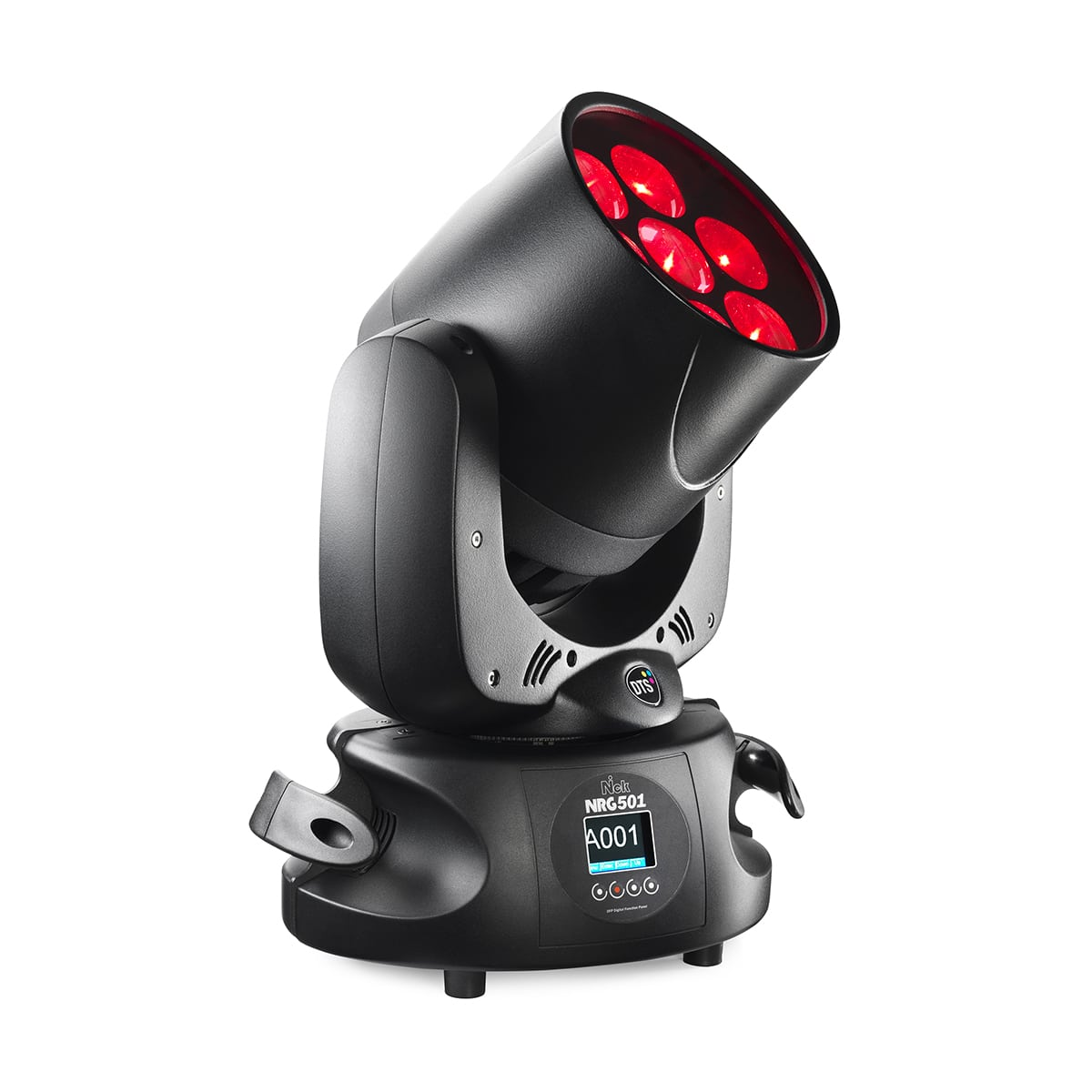 Teste Mobili Led Nick Nrg 501 Compact And Versatile Led Moving Head
