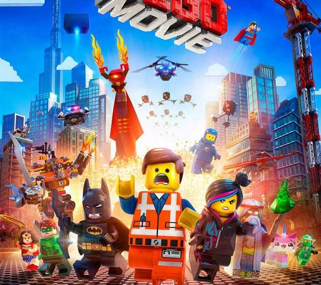 The LEGO Movie Review: The Best animated film of 2014! - Dual Pixels