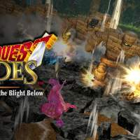 E3 2015: Dragon Quest Heroes Hands On Preview