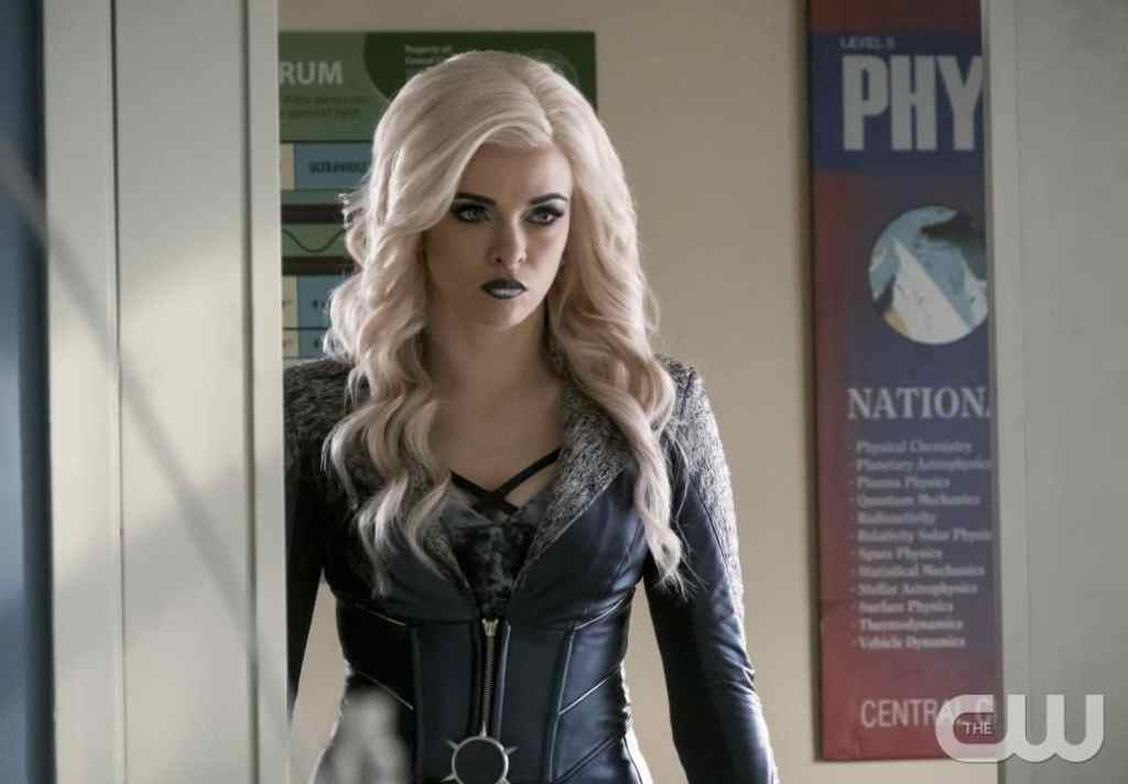 """The Flash -- """"I Know Who You Are"""" -- FLA320a_0052b.jpg -- Pictured: Danielle Panabaker as Killer Frost -- Photo: Katie Yu/The CW -- © 2017 The CW Network, LLC. All rights reserved."""