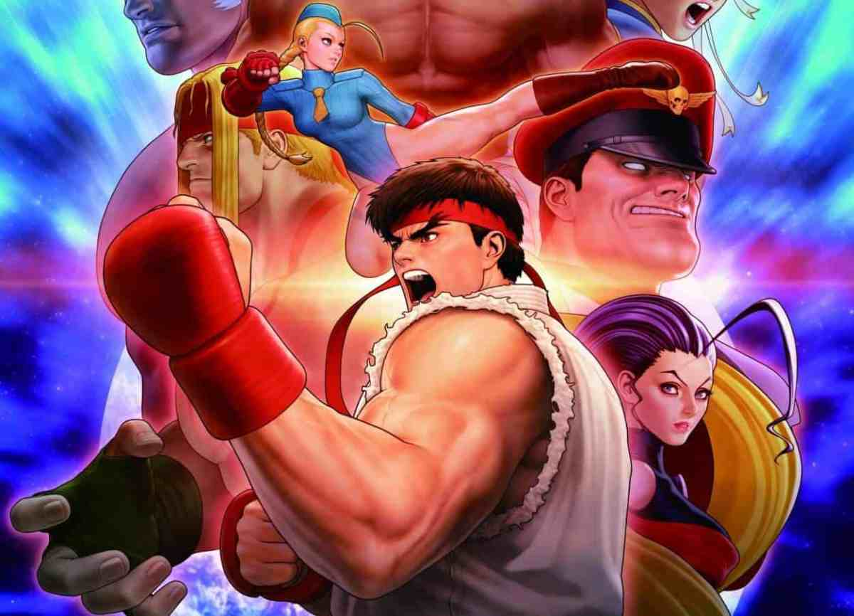 Street Fighter 30th Anniversary Collection Revealed