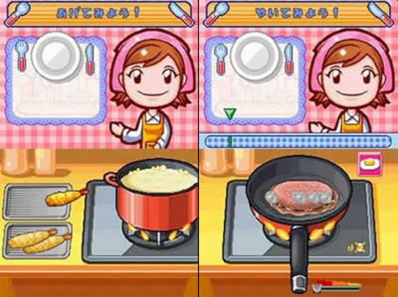 Cuisine Gameplay Mama Is Coming To Europe With Cooking Mama Bon Appétit And