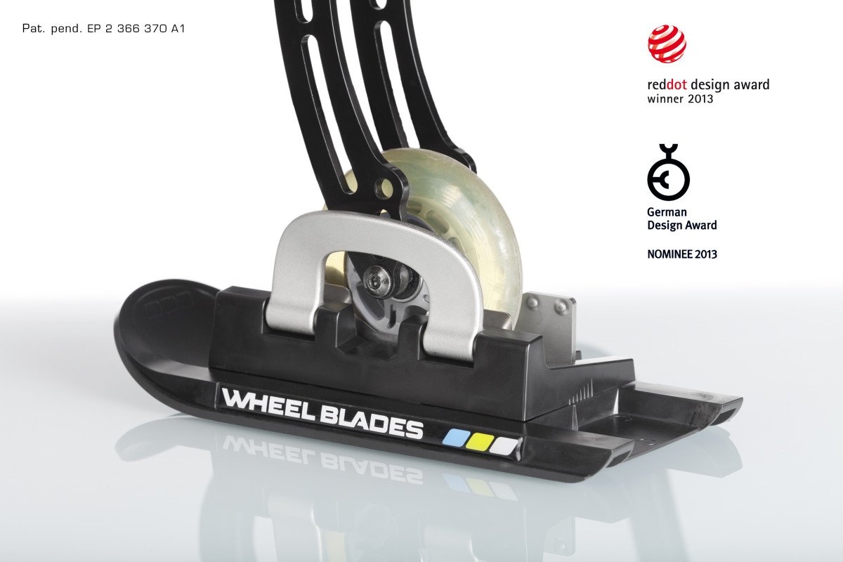 Le Marché Des Fauteuils Roulants Wheelblades Quick Delivery With Tessier