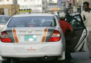 *  The low-fare taxis will start their trip from National Paints roundabout and drop off passengers at Al Qusais Industrial Area, Jamal Abdul Nasser Square in Deira, and Al Quoz Industrial Area.     * Image Credit: Gulf News Archive