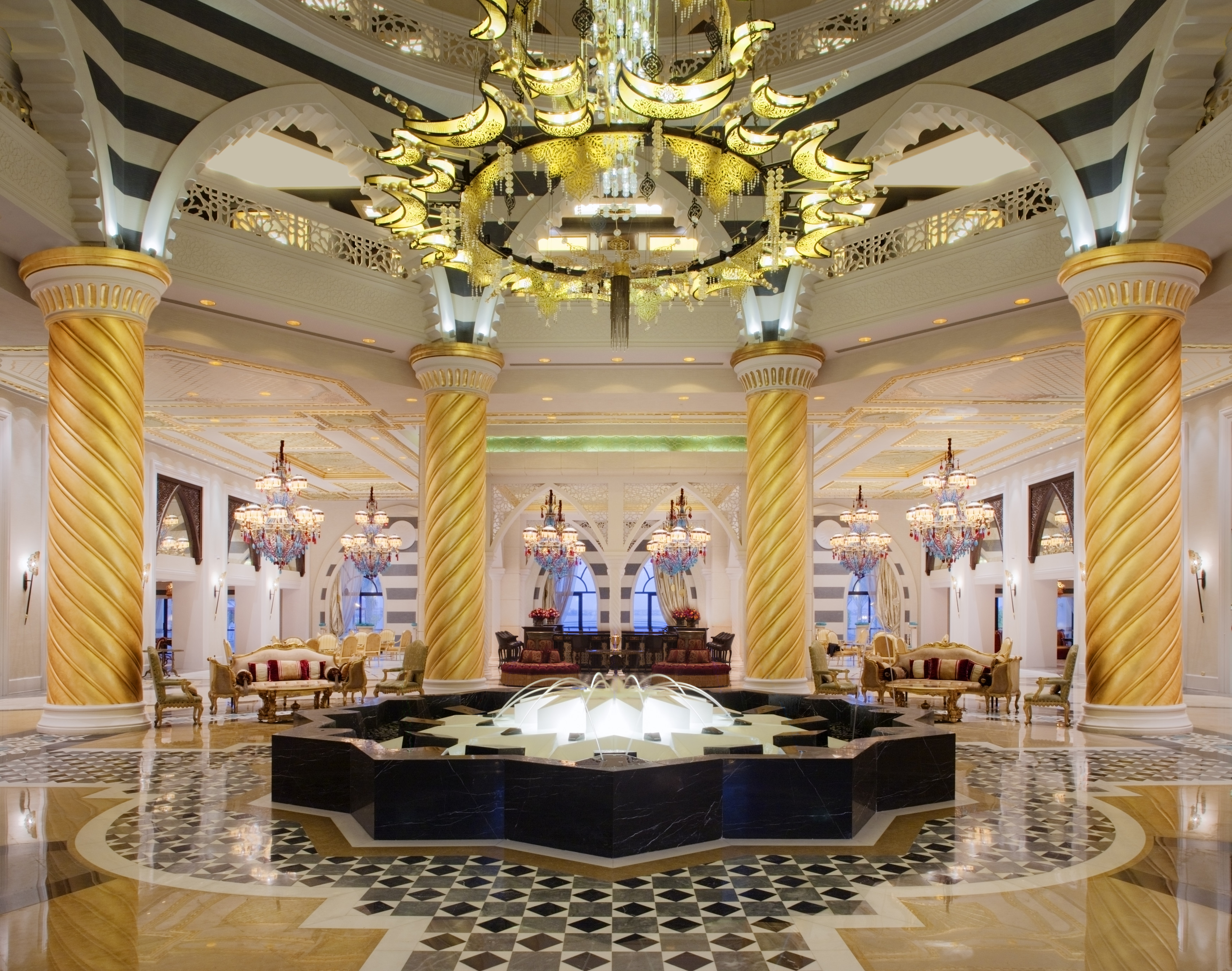 Hotel Lobby 10 Best Hotel Lobbies In Dubai