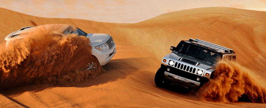 Car In Desert Hd Wallpaper Dubai Desert Safari Dubai City Tours