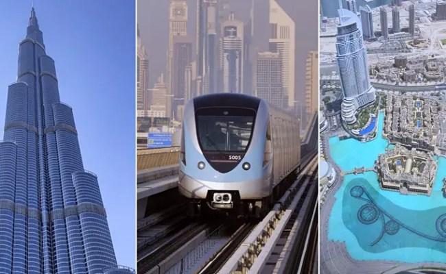 75 Aed Entry To Burj Khalifa S At The Top For Dubai Metro Users Dubai Ofw
