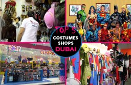 Top 5 Costume Shops in Dubai for every Occasion