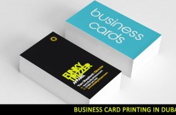 Business Card Printing Dubai – Companies for Card Printing