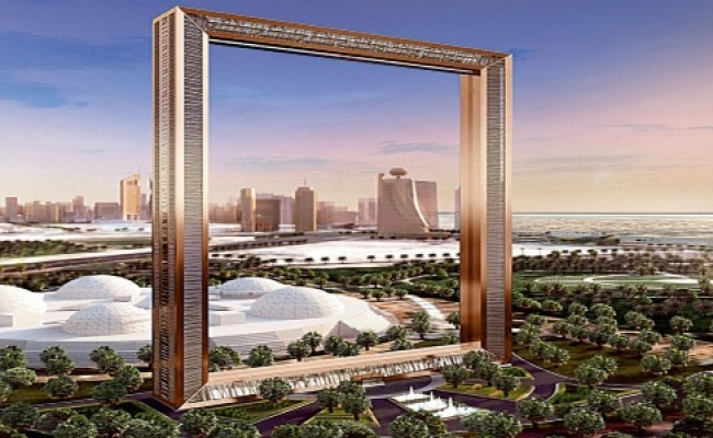 Dubai Frame Location Map Opening Date Time Ticket Entry Fee Visitors Guide